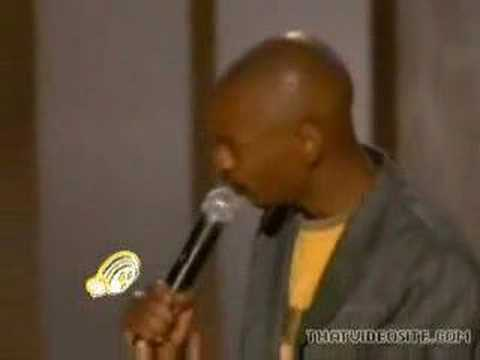 Dave Chappelle Standup - Juice and Drink