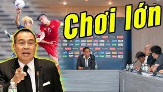 LĐBĐ Thái Lan Họp Khẩn Lên Kế Hoạch Chơi Lớn với U23 Việt Nam
