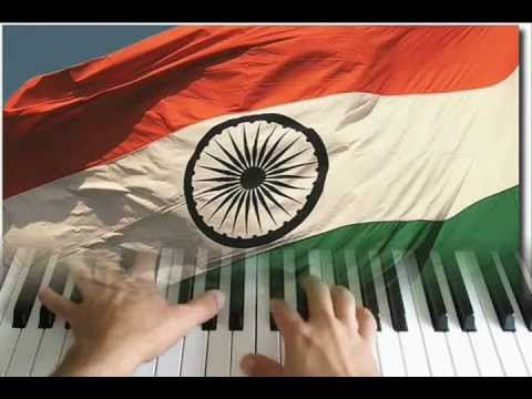 India National Anthem (Instrumental Piano Cover)