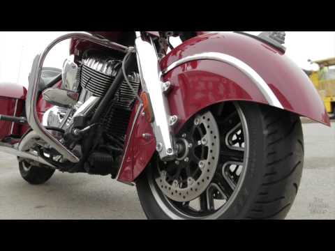 2014 Indian Chieftain Review