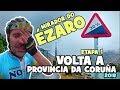 SUBIENDO ÉZARO!!!. Volta a Coruña 2018. Etapa 1.