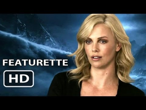 Prometheus Featurette - Charlize Theron