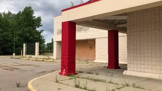 Abandoned Super Kmart - Port Huron Township Michigan