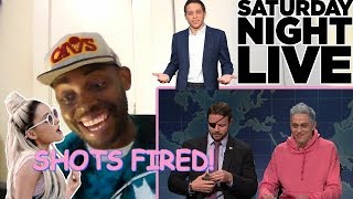 Weekend Update: Pete Davidson Apologizes to Lt. Com. Dan Crenshaw - SNL REACTION!!!