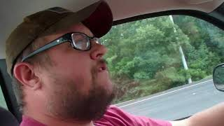 Driving through Jonesboro, Arkansas