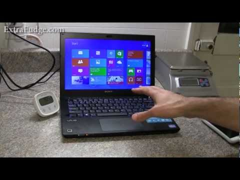 "Sony VAIO S Series SVS13127PXB 13.3"" Notebook Review (With Windows 8 Pro)"