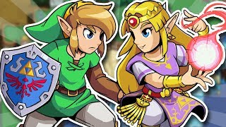 Cadence of Hyrule Feat. The Legend of Zelda - FULL GAME 100% Walkthrough 🔴LIVE (Nintendo Switch)