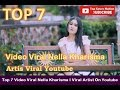 Top 7 Video Viral Nella Kharisma Viral Queen On Youtube