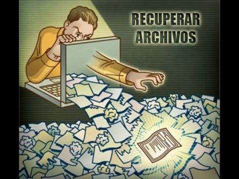Recuperar Archivos Perdidos Accidentalmente Windows 7(sin programas)