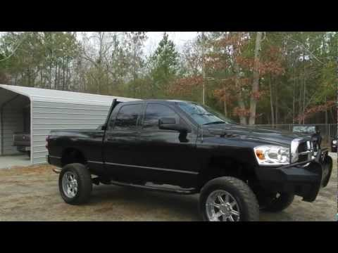 2007 Dodge Ram 2500 Review Quad Cab 4x4 Lifted For
