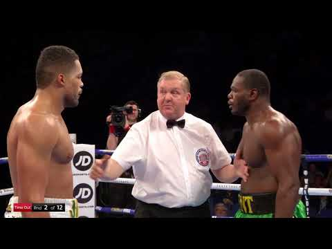 FULL FIGHT: Joe Joyce Beats Lenroy Thomas | Commonwealth Title