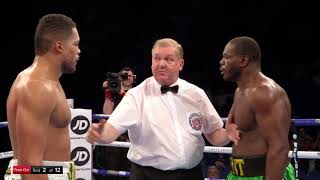 FULL FIGHT: Joe Joyce Beats Lenroy Thomas | Commonwealth Title