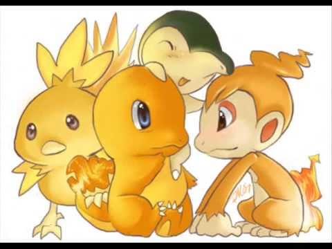 Evolution de pikachu