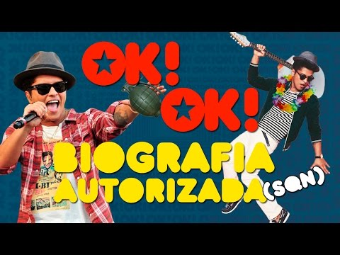 Bruno Mars: Biografia Autorizada (sqn) video
