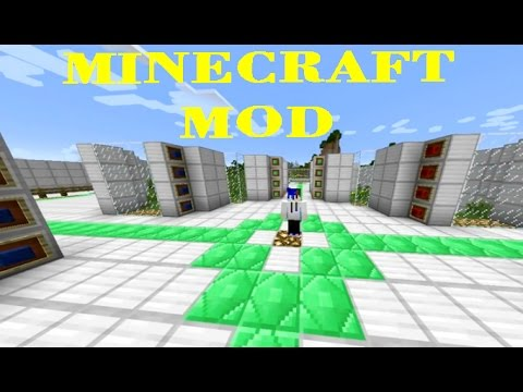 Too Much TNT Mod Minecraft 1.8.1 | Ender, Hell and Nuke TNT | Minecraft Mod Showcase