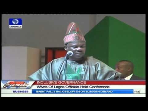 Inclusive Governance : Wives Of Lagos Officials Hold Conference