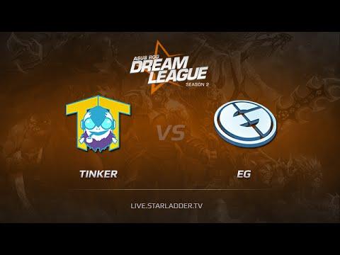 TT vs EG DreamLeague S2 Day 7 Game 3