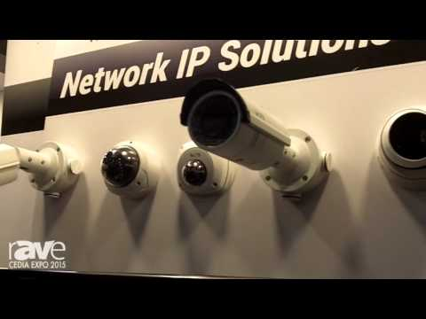 CEDIA 2015: LTS Presents Its Network IP Camera Solutions