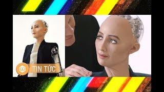 Nữ Công Dân Robot Sophia Thông Minh Đến Mức Nào?