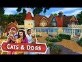THE SIMS 4 CATS AND DOGS House Building W Hatsy mp3