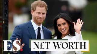 Meghan Markle and Prince Harry net worth 2020: pair 'quit' royal family - how will they pay for it?