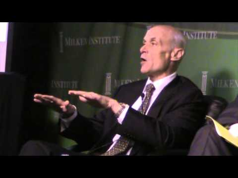 Cybersecurity: When Hackers Attack!  Pt 2 of 2 Michael Chertoff at Milken Global Conf in LA (4926)