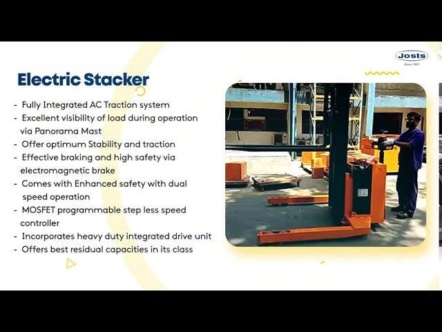 Stacker Product Video