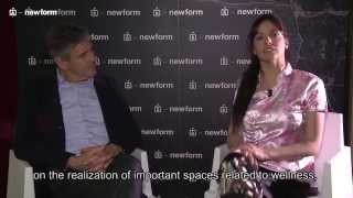 NEWFORM - MY WELLNESS (Milan Design Week 2014)