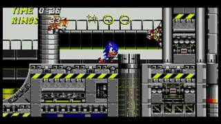 Sonic the Hedgehog GameTap Retrospective Pt. 3/4 (Watch in HD!)
