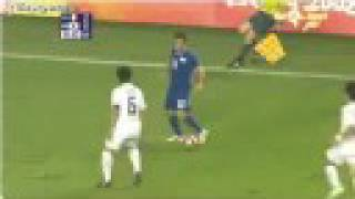 Giuseppe Rossi skill vs South Korea