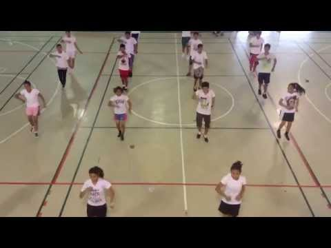 Timber - Dance Exercise video