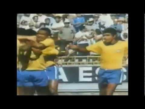 Pelé - Dribles, Gols e Lances do Rei do Futebol | Skills & Goals | Santos F.C., Cosmos, Brasil |