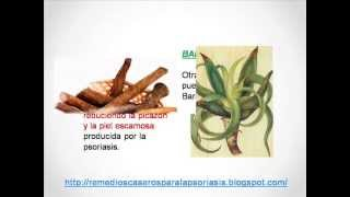 Tratamientos Caseros Y Plantas Medicinales Para Curar la Psoriasis