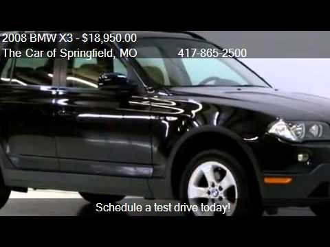 2008 BMW X3 3.0si AWD CPO - for sale in Springfield, MO 6580