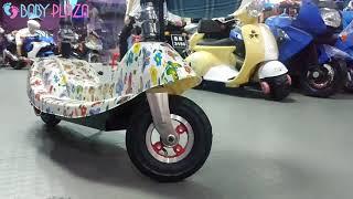 Xe điện mini E Scooter chính hãng giá rẻ  - Baby Plaza