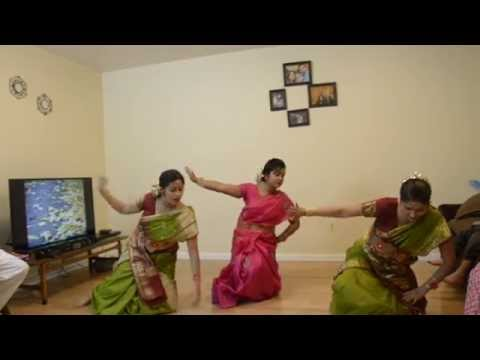 Dekhecho Ki Take Oi Nil Nodir Dhare Dance video