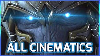 Starcraft 2: Legacy of the Void ► ALL IN-GAME CINEMATICS [HD]