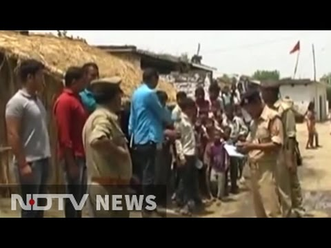 Teen allegedly gang-raped and murdered, body tied to a tree in UP