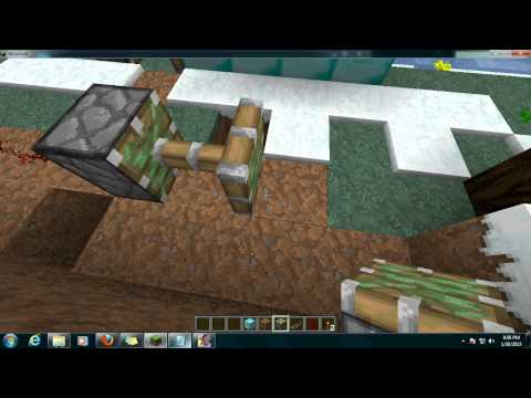Minecraft 1.4.6 Duplication Glitch