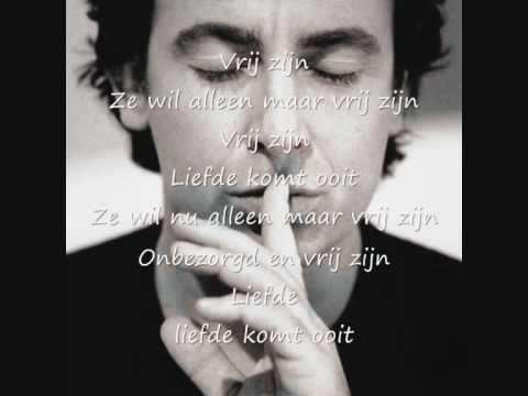 Vrij zijn - Marco Borsato + lyrics