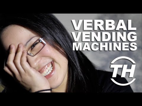 Verbal Vending Machines - Elise Ho Discovers an Interactive Coffee Dispenser with a Sense of Humor