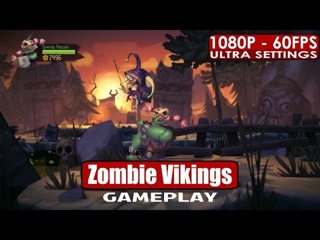 Руководство запуска: Zombie Vikings по сети