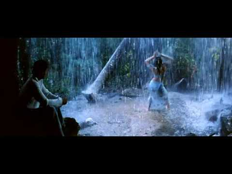 Shreya hot song in rain