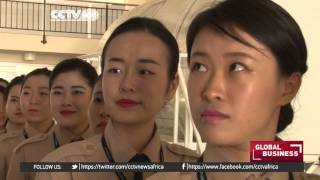 Ethiopian Airlines hires several Chinese hostesses