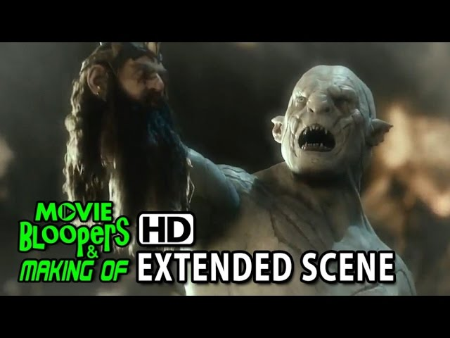 The Hobbit: The Desolation of Smaug (2013) Extended Scenes Mix #2