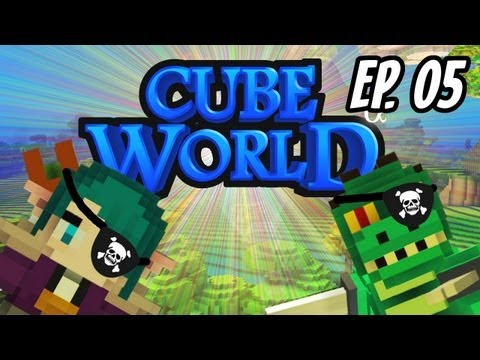 Ep. 5 - Monark e Leon no Cube World!