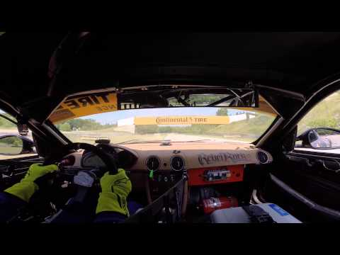Take a lap around Road America with Paul Holton in the Rebel Rock Racing #87 Porsche Cayman ST. Paul and his good friend Jon Miller piloted the #87 in the Co...