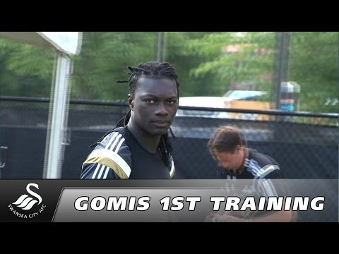 Swans TV - US TOUR: Gomis joins the Swans
