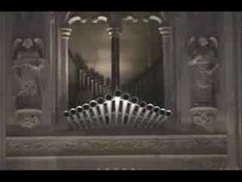 Washington Cathedral Pipe Organ: Fanfare for the Common Man