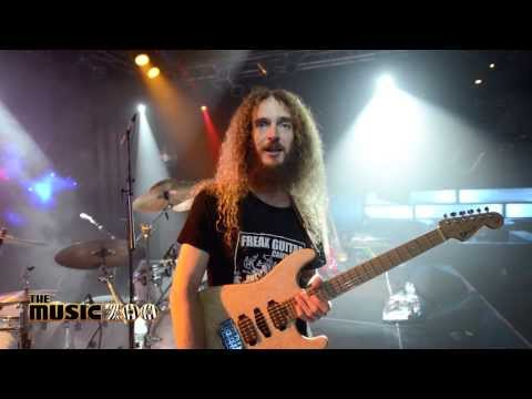 Guthrie Govan Shows Off His Charvel Signature Prototype Guitar video